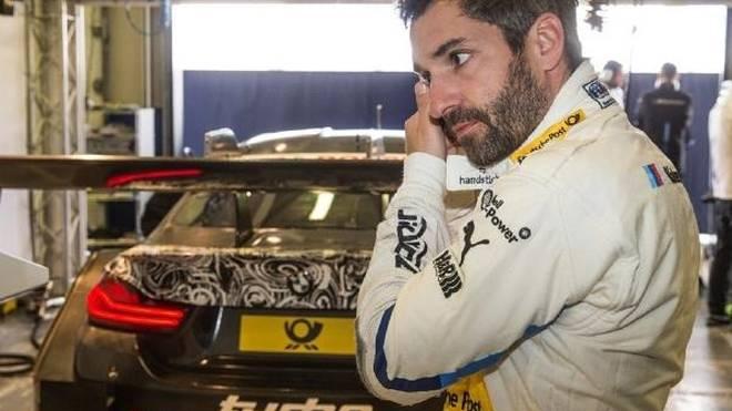 Timo Glock durfte beim Jerez-Test erstmals in den Turbo-BMW einsteigen