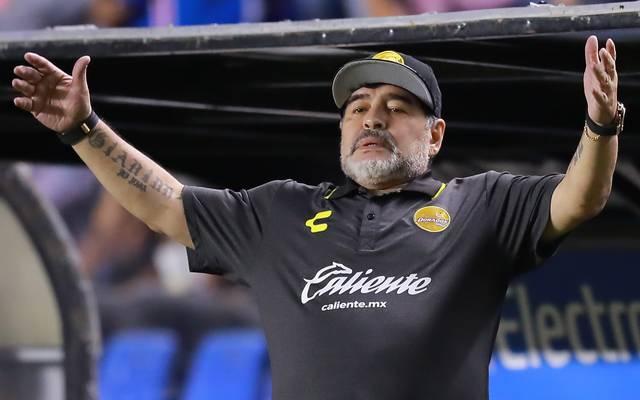 Queretaro v Dorados - Copa MX Diego Maradona würde Lionel Messi nicht mehr für die Albiceleste nominierenApertura 2018