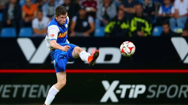 Michael Gregoritsch schoß in dieser Saison bisher fünf Tore