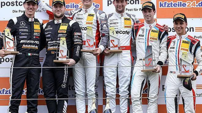 Robert Renauer und Mathieu Jaminet sorgten für den Porsche-Durchbruch 2018