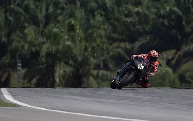 Stefan Bradl als Ersatzfahrer dabei MotoGP - Sachsenring 2019 LIVE