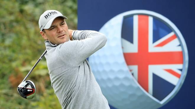 Martin Kaymer verliert bei den British Open die Top-Platzierungen aus den Augen
