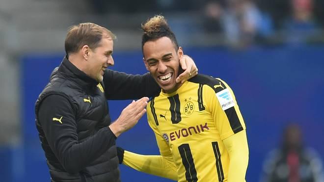 Borussia Dortmund, Pierre-Emerick Aubameyang