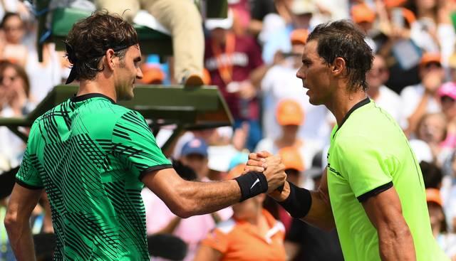 Roger Federer oder Rafael Nadal? Einer von beiden wird die neue Nummer 1 sein