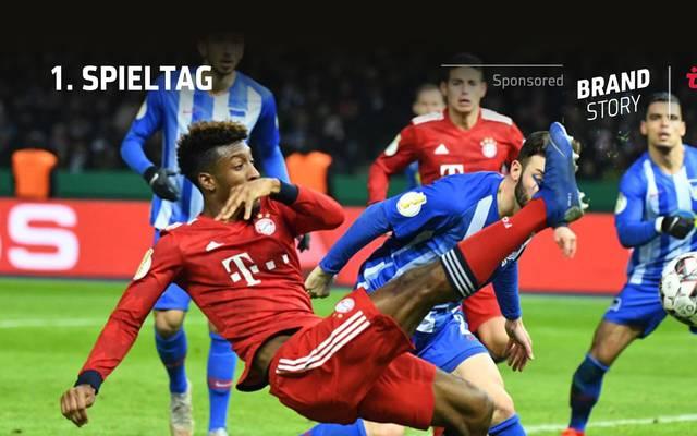 Der FC Bayern eröffnet gegen Hertha BSC die neue Bundesliga-Saison