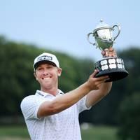Golf: Power feiert Premierensieg