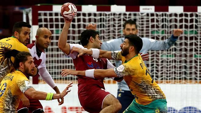 Katar setzt sich klar gegen die Brasilianer durch