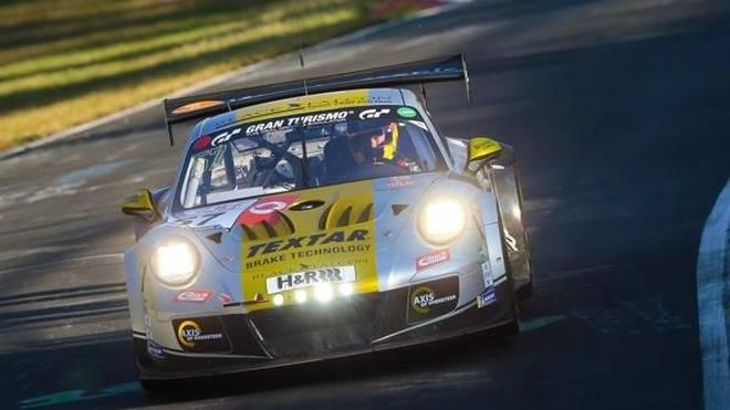 Manuel Metzger verschob im Porsche 911 GT3 Cup MR die Grenzen des Möglichen