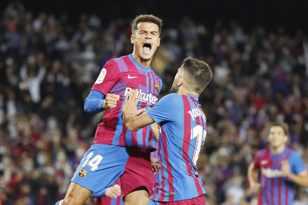 Ansu Fati steht gegen den FC Valencia das erste Mal seit zehn Monaten in der Startelf des FC Barcelona und glänzt. Doch auch sein Stellvertreter weiß zu überzeugen.