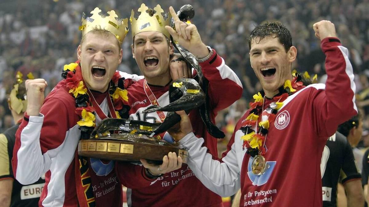 Die Handball-WM 2007 erlebte Johannes Golla als Kind