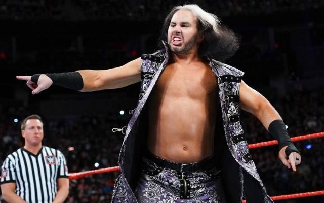 Matt Hardy hat seine WWE-Karriere kurz vor Hell in a Cell beendet