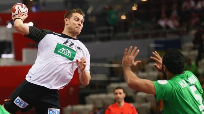 Saudi Arabia v Germany  - 24th Men's Handball World Championship