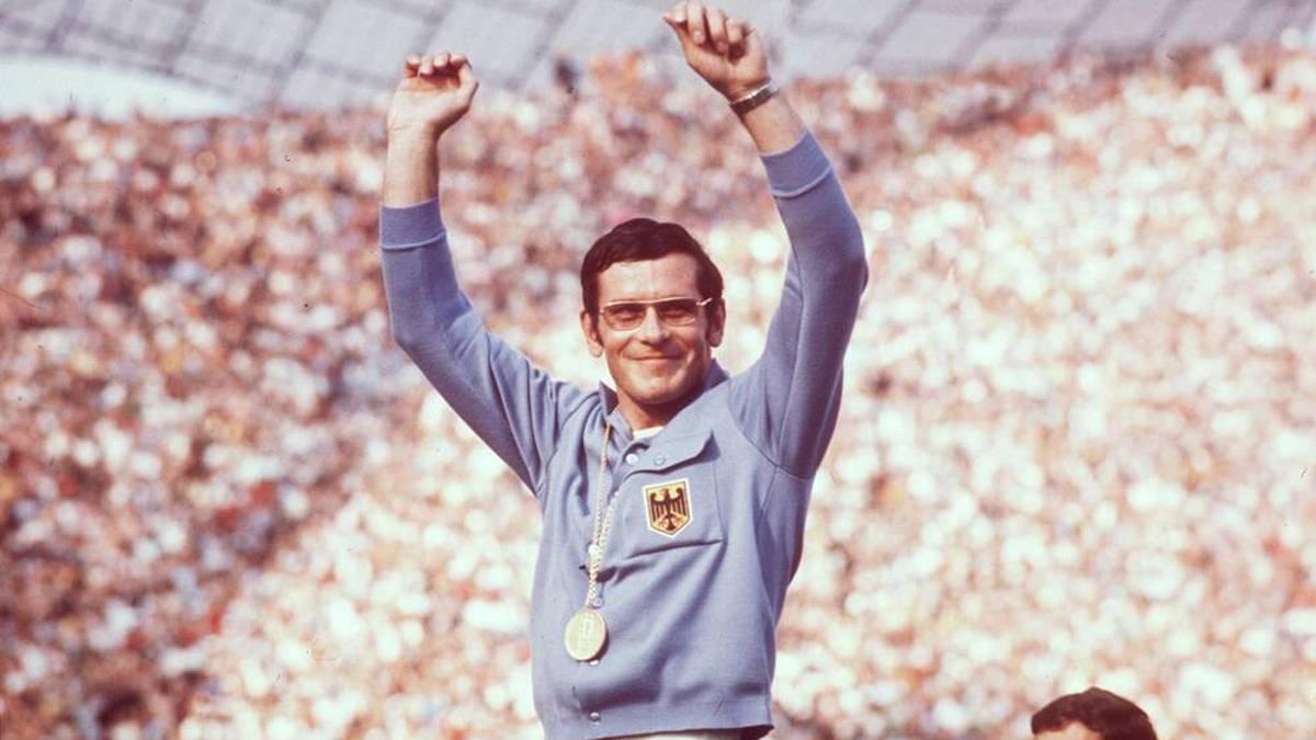Bernd Kannenberg wurde Olympiasieger 1972 über 50 km Gehen