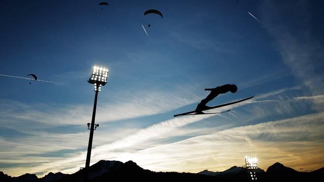 64th Four Hills Tournament - Oberstdorf Day 2