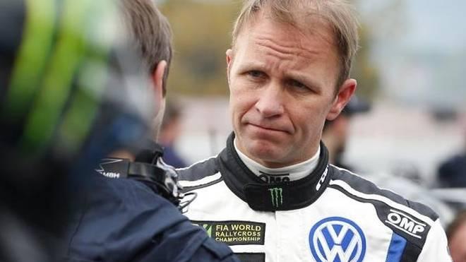 Petter Solberg liebäugelt nach wie vor mit einer Rückkehr in die WRC