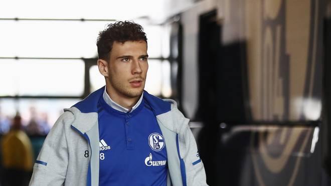 Der Vertrag von Leon Goretzka beim FC Schalke 04 endet im kommenden Sommer