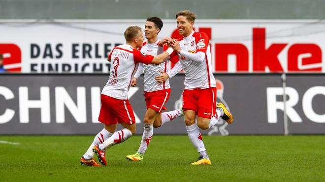 SC Paderborn v Jahn Regensburg - 3. Liga