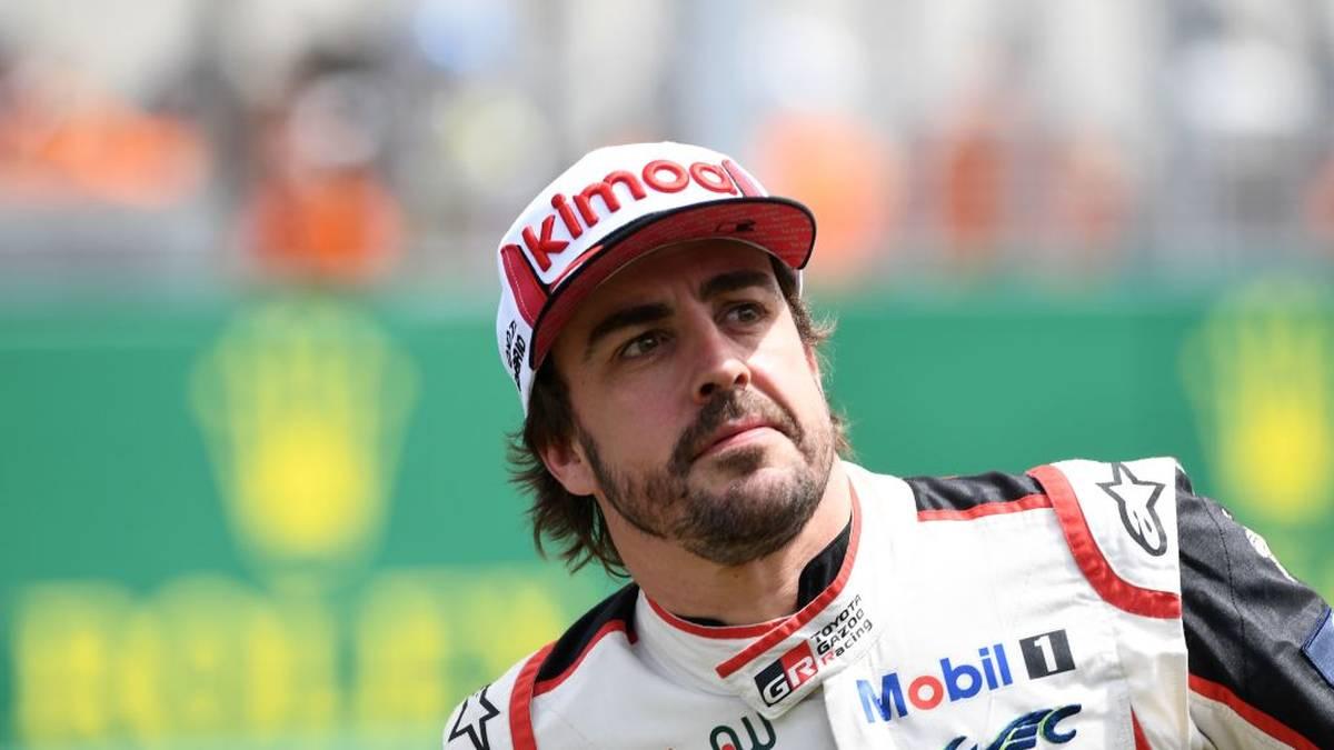 Fernando Alonso startete zuletzt 2018 in der Formel 1
