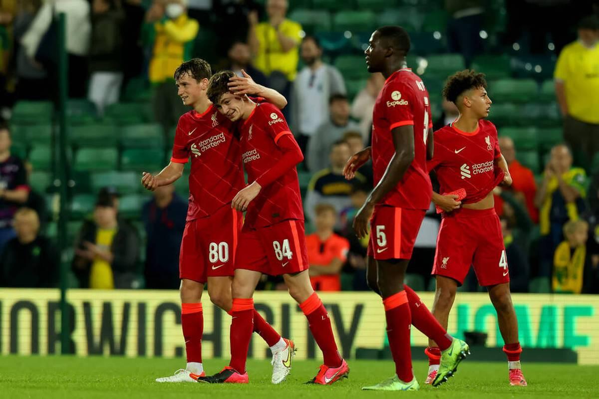Beim FC Liverpool steht eine neue Generation in den Startlöchern - und zeigt direkt, was sie kann. Doch es ist nicht nur ein Trio, das im League Cup heraussticht.