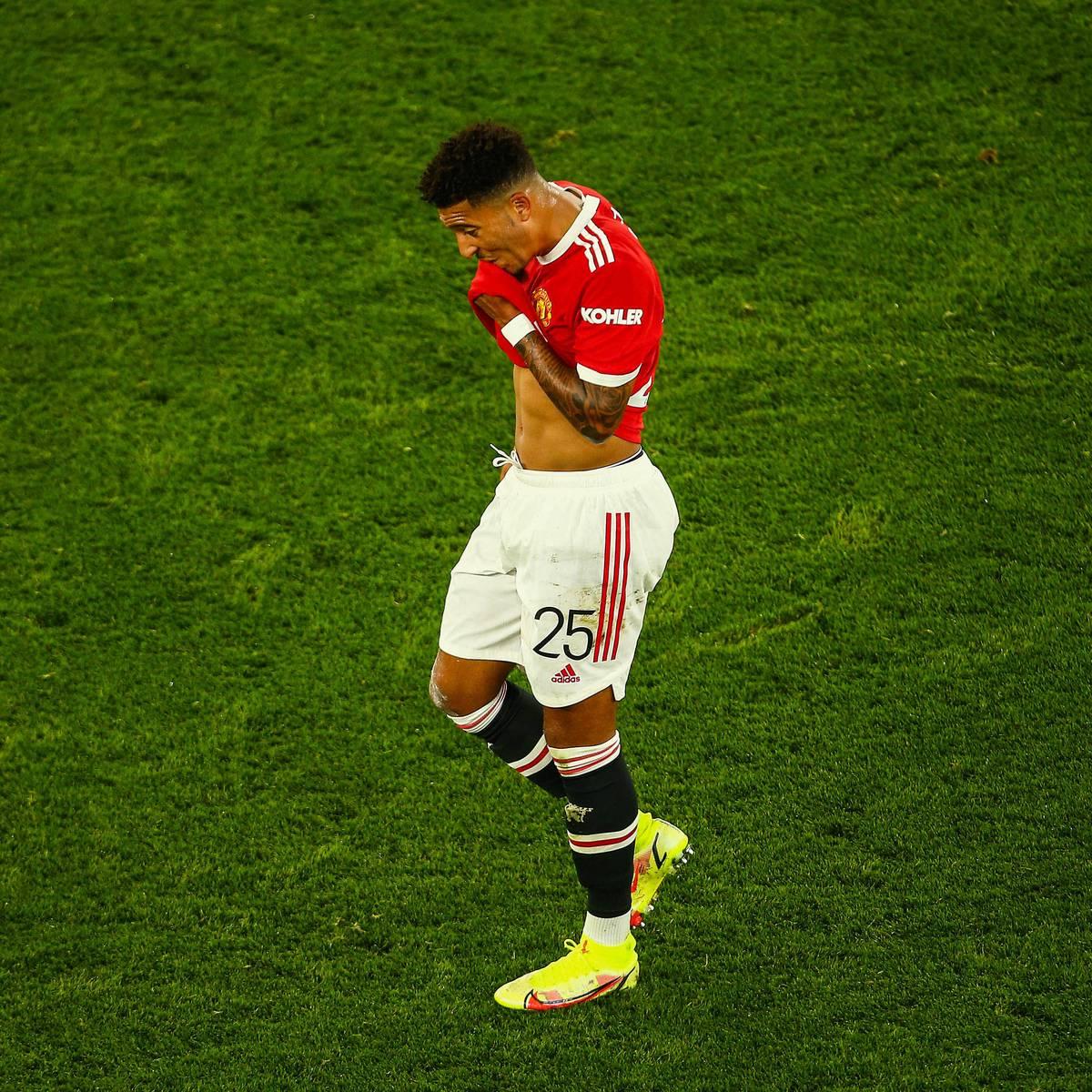 So kompliziert ist Sanchos Situation bei United