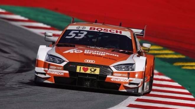 Jamie Green startet auch im zweiten Rennen in Spielberg von der Pole-Position