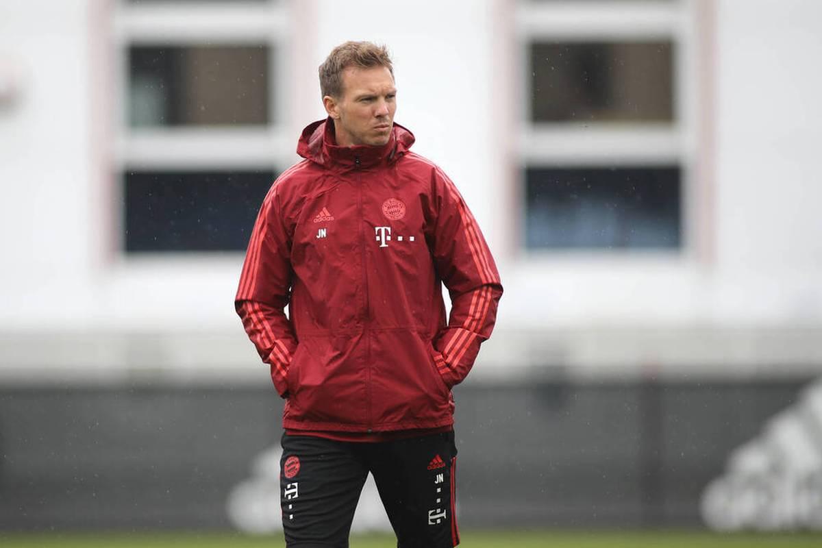 Als Spieler war Julian Nagelsmann Innenverteidiger. Deshalb bezeichnet der Trainer des FC Bayern einen ehemaligen englischen Abwehrchef auch als sein Idol.