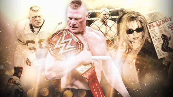 Brock Lesnar: WWE, UFC, NFL - eine irre Sport-Karriere