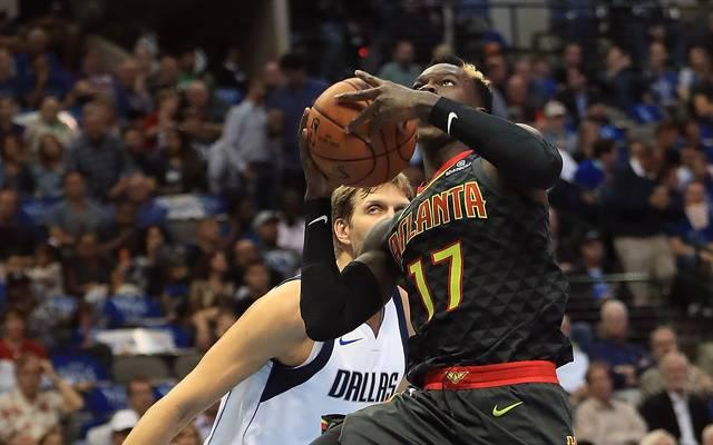 Dennis Schröder führte die Atlanta Hawks zum Sieg gegen Dirk Nowitzki und seine Dallas Mavericks