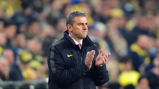 Trainer Hamza Hamzaoglu will mit Galatasaray erneut ins Pokalfinale