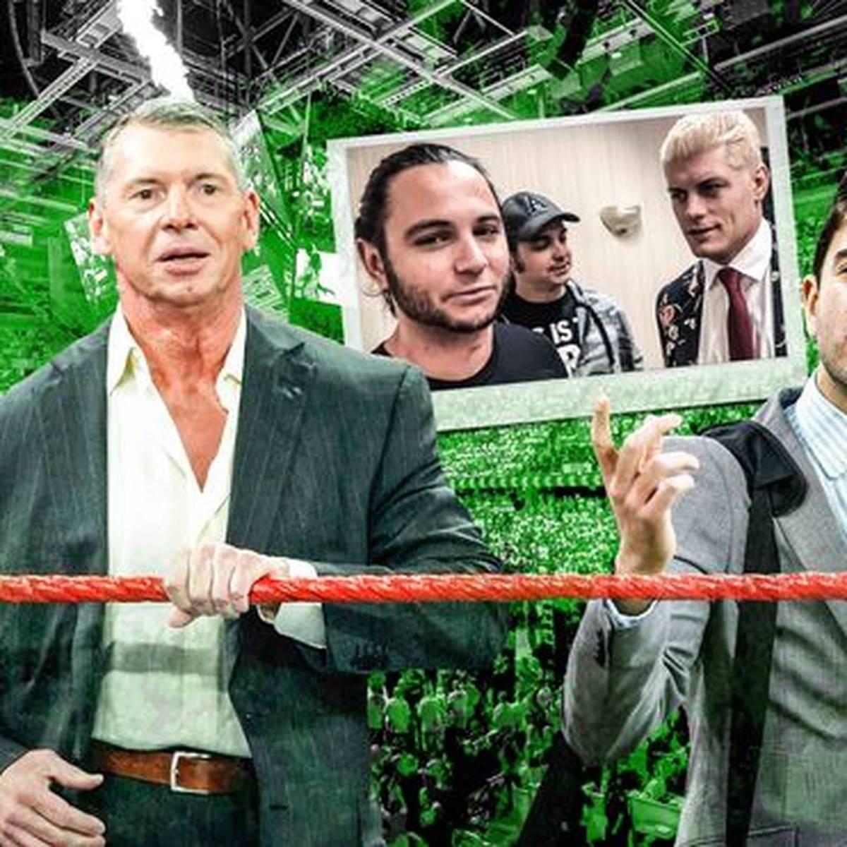 Aew All Elite Wrestling Das Ist Der Neue Wwe Rivale