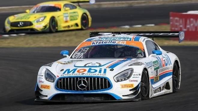 Nicolai Sylvest stellte den Zakspeed-Mercedes auf die Pole-Position