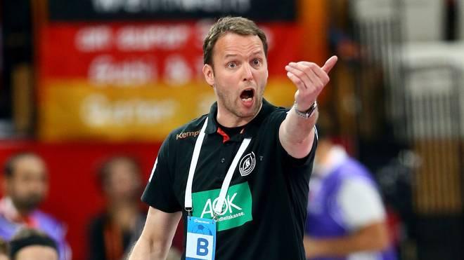 Dagur Sigudsson bei der Handball-Weltmeisterschaft in Katar