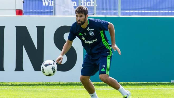 Coke zog sich gleich nach seiner Ankunft bei Schalke eine schwere Verletzung zu