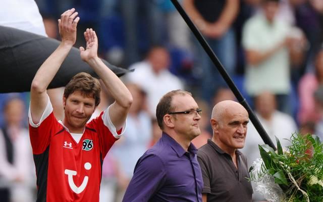 Hannover 96 v Arsenal - Pre Season Friendly