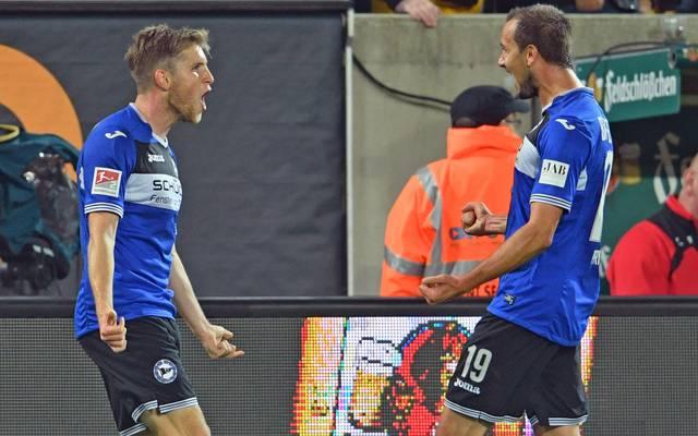 Arminia Bielefeld will im hohen Norden bei Kiel punkten