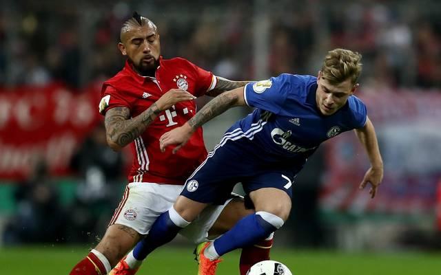 Bayern Muenchen v FC Schalke 04 - DFB Cup Quarter Final