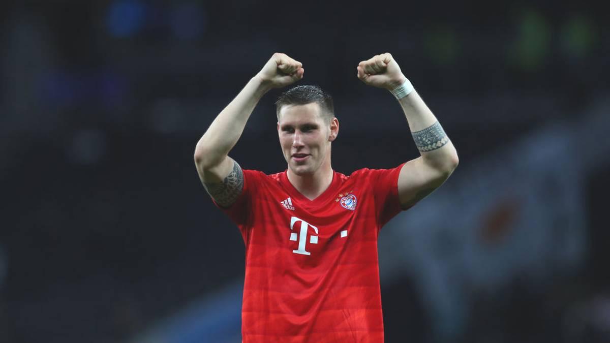 Niklas Süle feiert sein Kader-Comeback nach seiner Knieverletzung