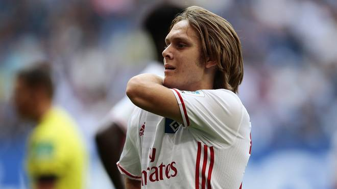 HAMBURGER SV / ALEN HALILOVIC