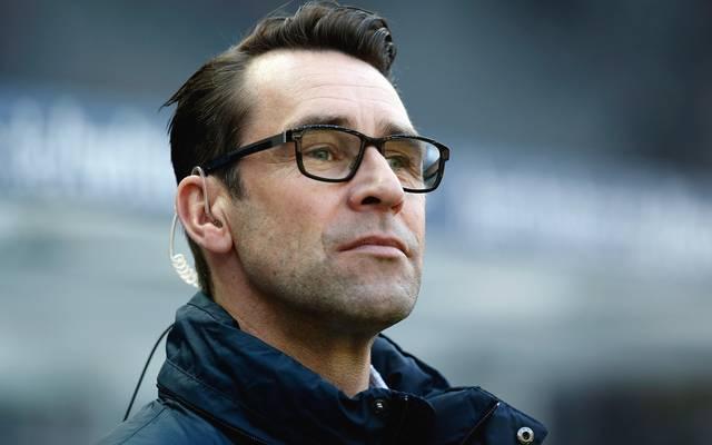 Michael Preetz ist mit 93 Toren Rekordtorjäger der Hertha