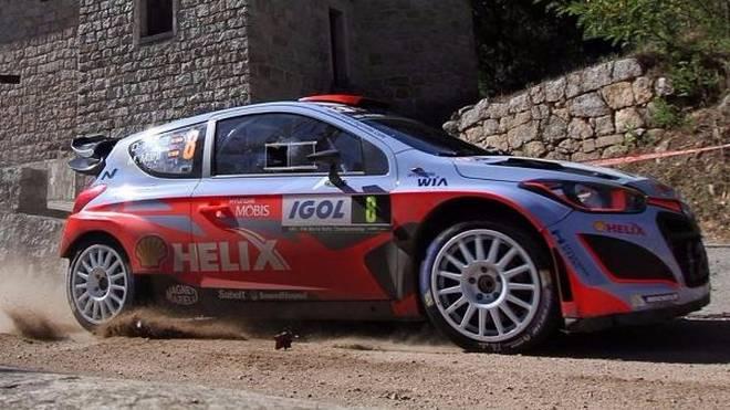Dani Sordo freut sich auf sein Heimspiel bei der Rallye Spanien