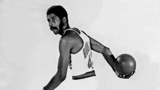 Connie Hawkins startete seine NBA-Karriere bei den Phoenix Suns