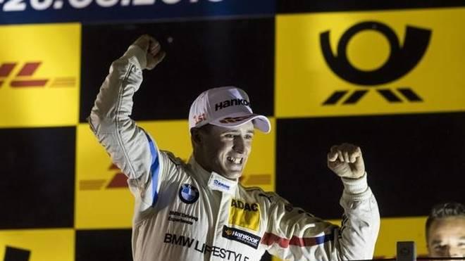 Joel Eriksson holt seinen ersten DTM-Sieg in Misano