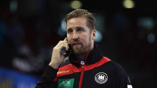 Oliver Roggisch ist Manager der Handball-Nationalmannschaft