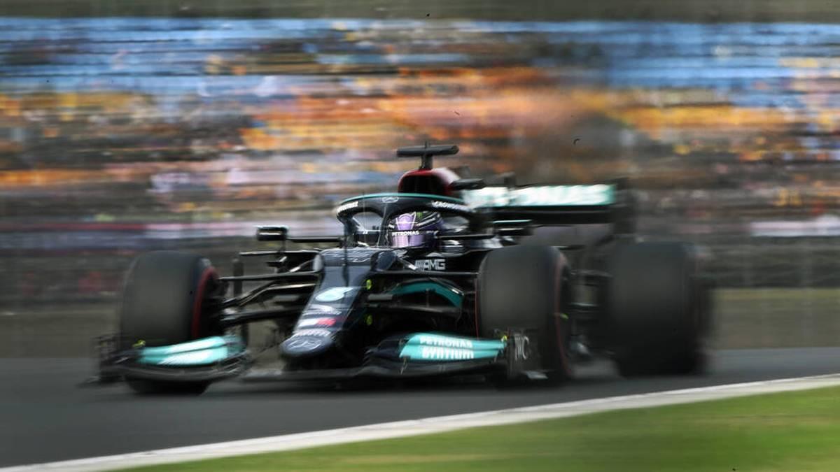 Lewis Hamilton will beim Qualifying in der Türkei möglichst weit vorne starten