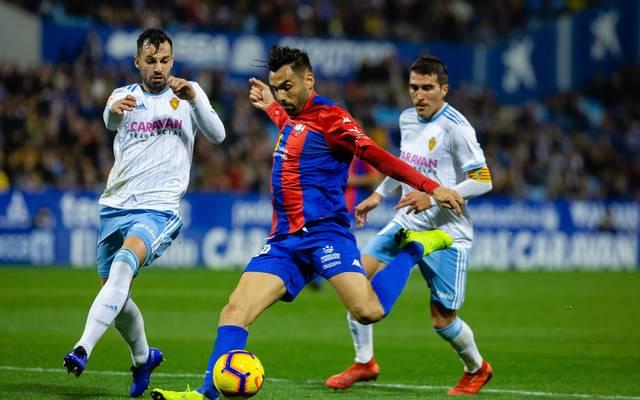 Enric Gallego kommt mit der Visitenkarte von 15 Zweitligatreffern zur SD Huesca