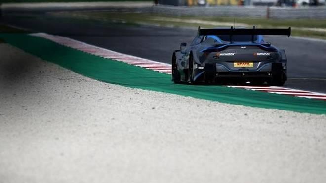 Gift für den Vantage: Auf den Geraden fehlt Aston Martin die Motorleistung