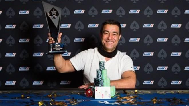Hossein Ensan gewann das Main Event in Prag