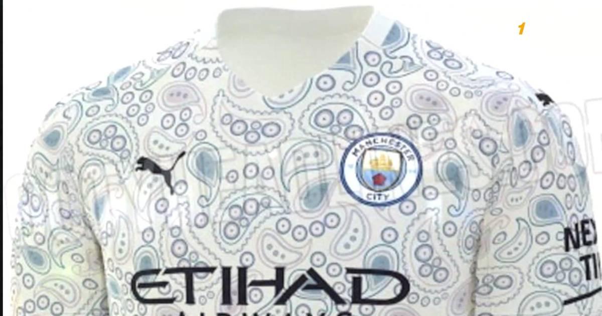 Neues Trikot von Manchester City polarisiert ganz England