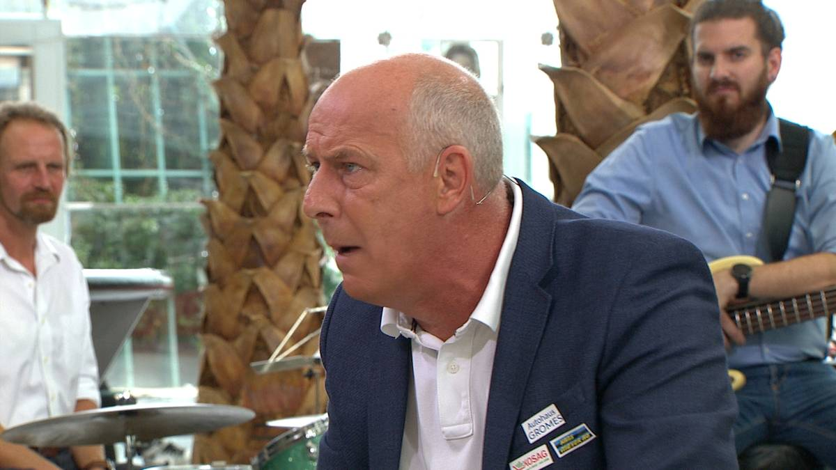 Mario Basler redet sich wegen der DFB-Elf in Rage: Im EM Doppelpass kritisiert der SPORT1 Experte einige Spieler und hofft auf eine Veränderung unter Hansi Flick.