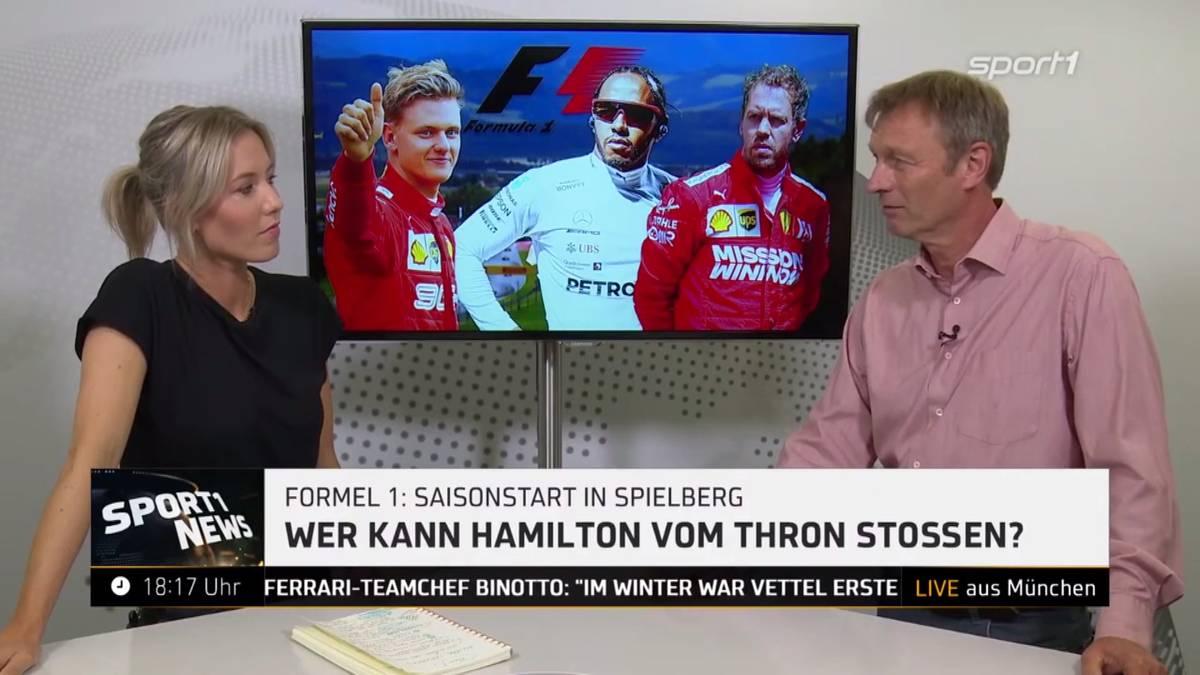 Der Saisonstart in der Formel 1 steht bevor. Vor dem Rennwochenende in Spielberg liefert SPORT1 die wichtigsten Infos zur neuen Saison.